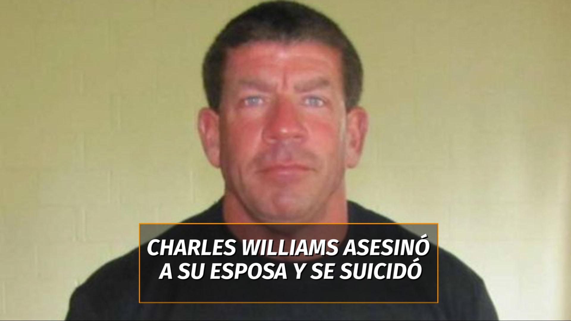 El luchador Charles Williams asesinó a su esposa mientras sus ...