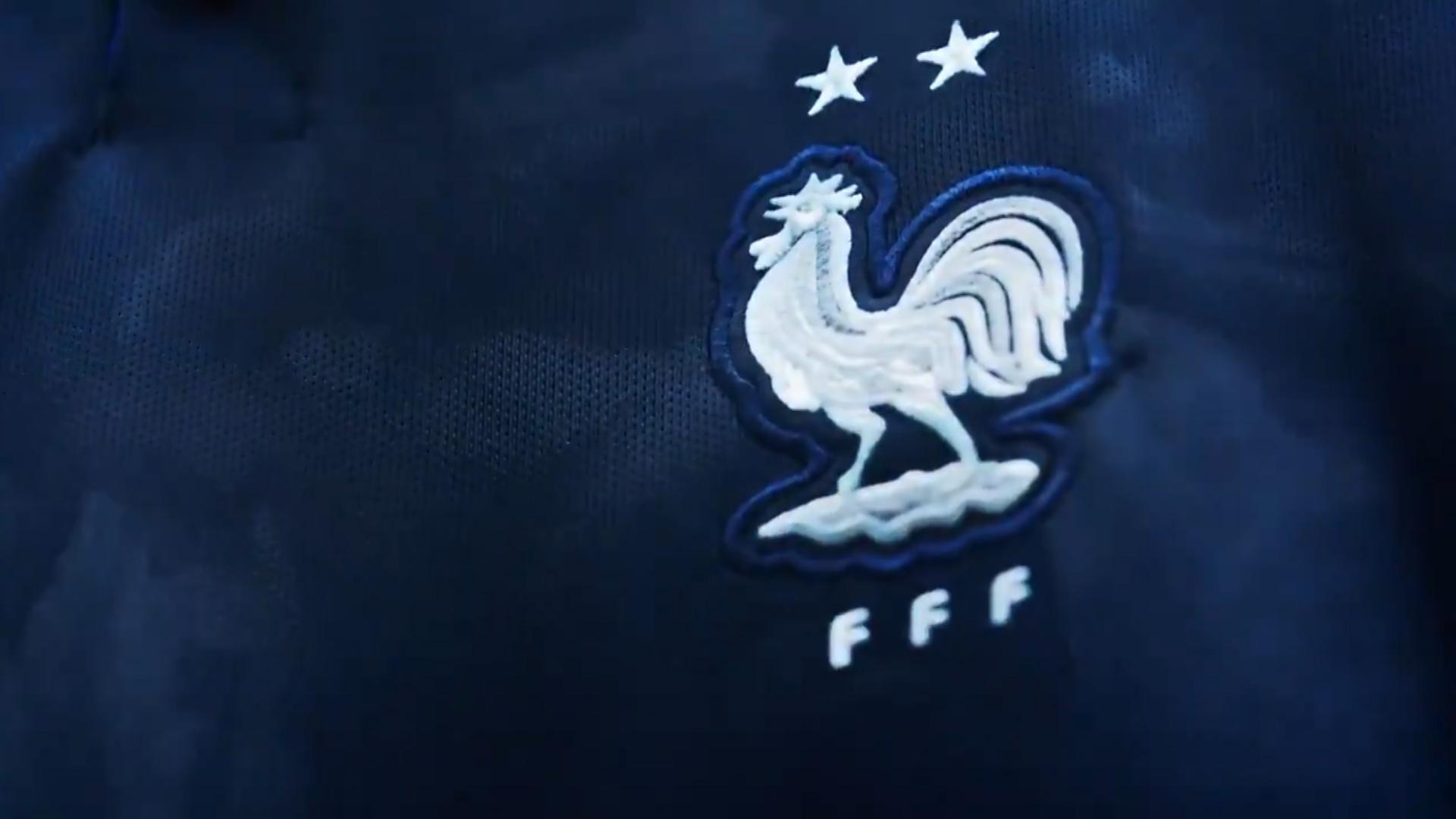 Francia presentó su nueva camiseta tras consagrarse campeón del ...